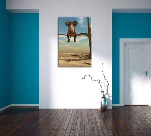 toile-elephant-desert-3